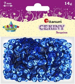 Cekiny Titanum Craft-fun Craft-Fun Series okrągłe (CM6DB)