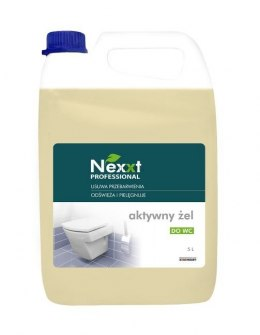 Płyn do wc Nexxt Professional żel do WC 5000 ml