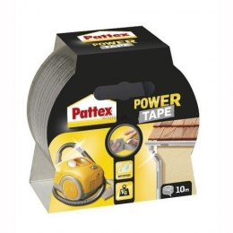 Taśma pakowa Pattex Power Tape srebrna 50 mm 10 m (1210743)