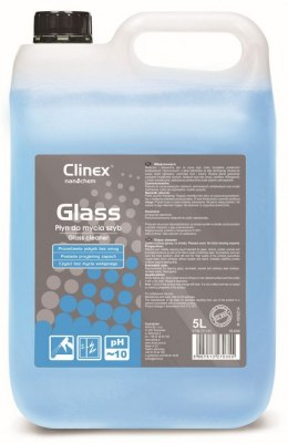 Płyn do mycia szyb Clinex Glass 5 l (77-111)